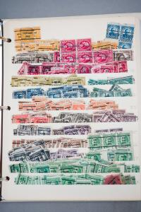 US Stamps 1,500x Unsearched Early Pre-Cancels + in Stock Bk