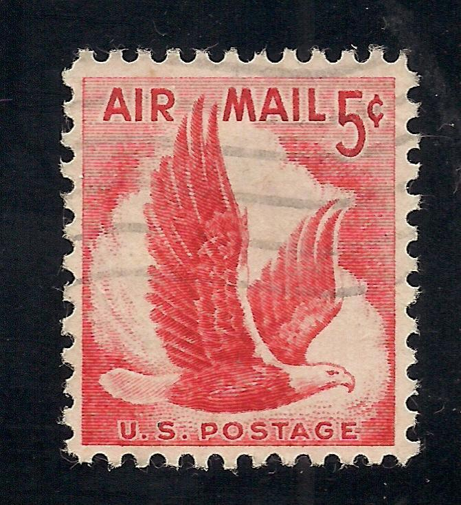 US#C50 Red - Light Wavy Cancel