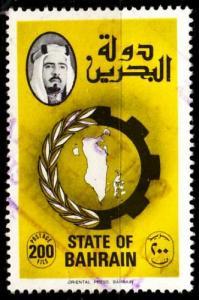 BAHRAIN [1976] MiNr 0247 I ( O/used )