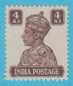 INDIA  176  MINT  NEVER  HINGED OG * NO FAULTS VERY FINE !