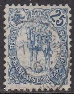 Somali Coast 41 Used CV $12.50