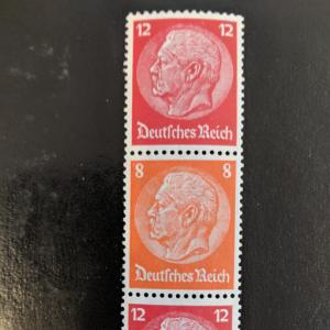 Germany MI S111 XFNH, CV $120