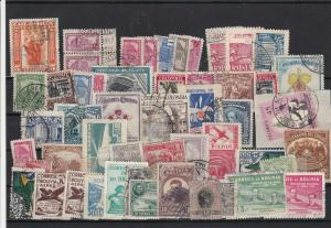 Americas Mixed Stamps ref R 16659