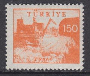 Turkey 1457 MNH BIN