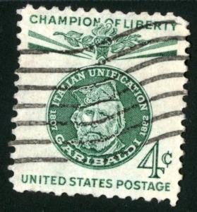 United States - SC#1168 - USED -1960 - Item USA251