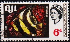 Fiji. 1968 6d S.G.376 Fine Used