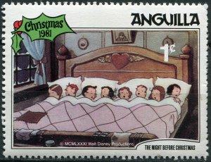 Anguilla 1981. Christmas 1981 (II) (MNH OG) Stamp