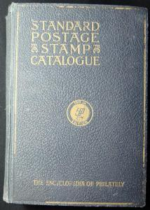 1944 Used Scott Standard Postage & Stamp Catalogue