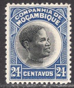 MOZAMBIQUE COMPANY SCOTT 155