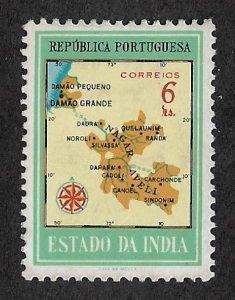 553,Mint Portuguese India