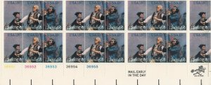 UNITED STATES 1631a PB MNH BLOCK OF 20 2019 SCOTT SPECIALIZED CATALO VALUE $5.75
