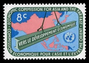United Nations - New York 80 Mint (NH)