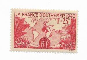 France #B96 MH - Stamp - CAT VALUE $2.00