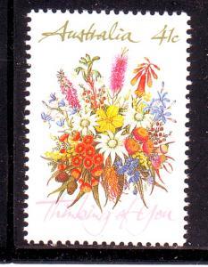 Australia  Sc 1164 1990 41 c Greetings stamp mint NH