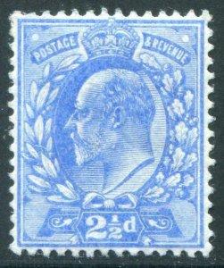 HERRICKSTAMP GREAT BRITAIN Sc.# 131 Edward VII 1 1/2 Pence Cat. $32.00 Mint NH