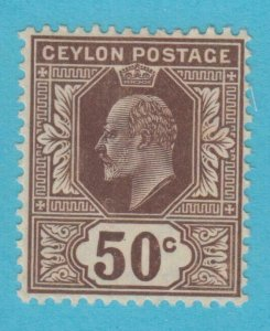 CEYLON 189 MINT  HINGED OG *   NO FAULTS VERY  FINE !