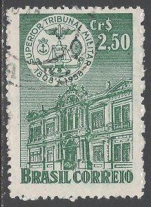 BRAZIL 862 VFU Z2747-2