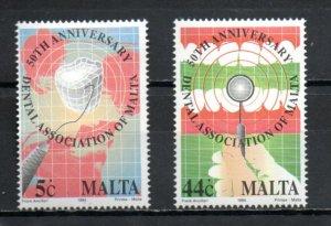 Malta 827-828 MNH