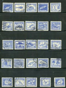 CHILE CLASSIC MOSTLY MINT SELECTION HIGH CATALOGUE VALUE AS SHOWN