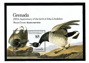 Grenada 1356 MNH 1986 Birds  S/S            (KA)