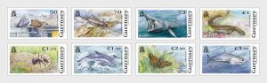 Guernsey 2021 MNH Stamps Europa CEPT Endangered Species Animals Marine Life