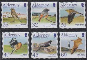Alderney 233-238 MNH (2004)