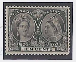 STAMP ----  CANADA : Stanley Gibbons SG # 131 VLH - VERY GOOD CENTERING