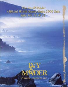 Ivy & Mader: Sale #   -  The Official World Stamp Expo 20...