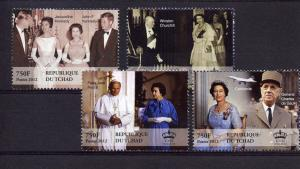 The Queen Elizabeth II 60th.Anniversary Coronation set of 4