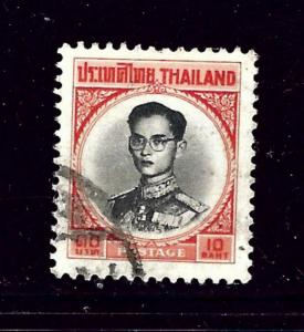 Thailand 409 Used 1964 issue