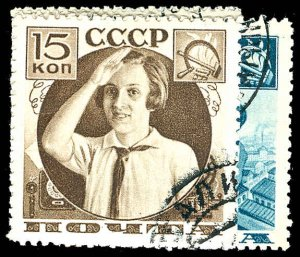 RUSSIA 583a-88a  Used (ID # 81159)