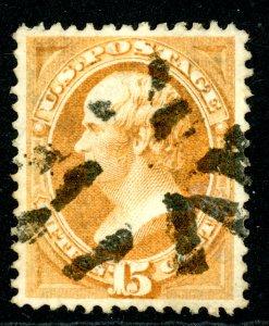 U.S. #152 used  (002406)