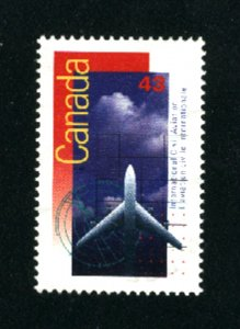 Canada #1528   -2   used VF 1994  PD
