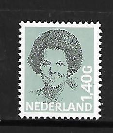NETHERLANDS, 625, MNH, QUEEN BEATRIX