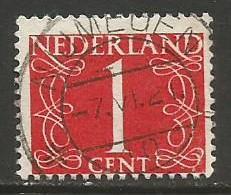 NETHERLANDS 282 VFU V404-2