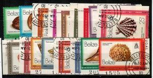 Belize Scott 471-87 Used CTO