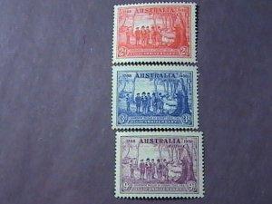AUSTRALIA # 163-165-MINT NEVER/HINGED--COMPLETE SET------1937(LOTK)