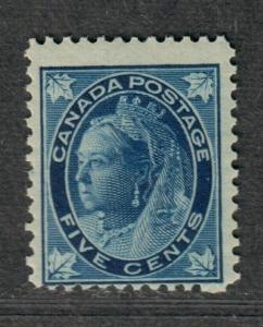 Canada Sc#70 M/NH/F, Cv. $375