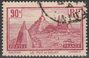 France #290   F-VF Used  (S7126)