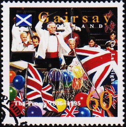 Great Britain(Gairsay). 1985 60p Fine Used