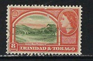 TRINIDAD &TOBAGO 78 VFU W765