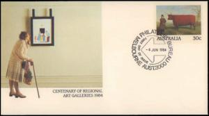 Israel, Worldwide First Day Cover, Art