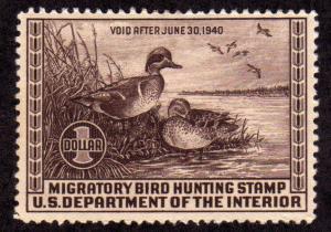 MALACK RW6 VF+ OG Hr, nicely centered, fresh stamp, Choice! w5425