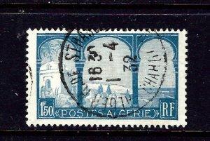 Algeria 62 Used 1927 issue    #2