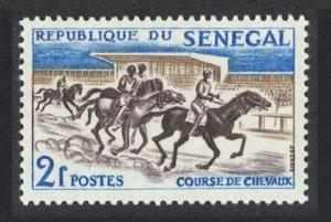 Senegal Horse Race 2F 1961 MNH SG#242 SC#204