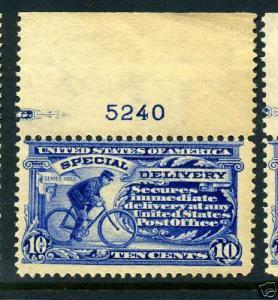 Scott #E6 Special Delivery Unused Stamp  (Stock #E6-12)
