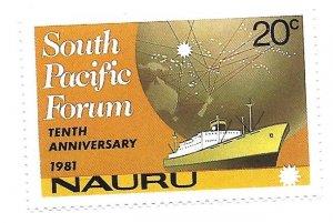 Nauru 1981 - Mint NH - Scott #241
