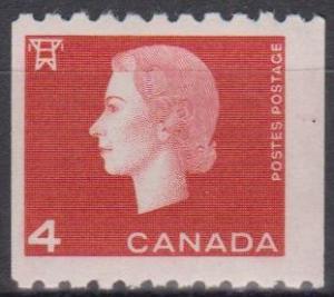 Canada #408 F-VF Unused CV $4.75  (A10010)