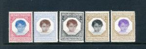 1911 GERMANY Verein Sauglingsschutz CHILDREN'S DEFENSE FUND POSTER STAMPS L128