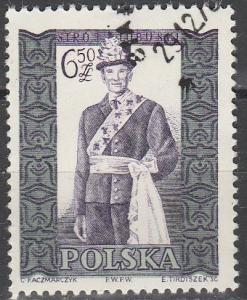 Poland  #904 F-VF Used  (S3716)